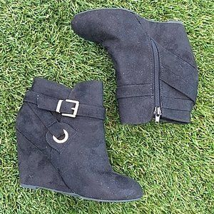 Rebel by Zigi Ankle Boots
